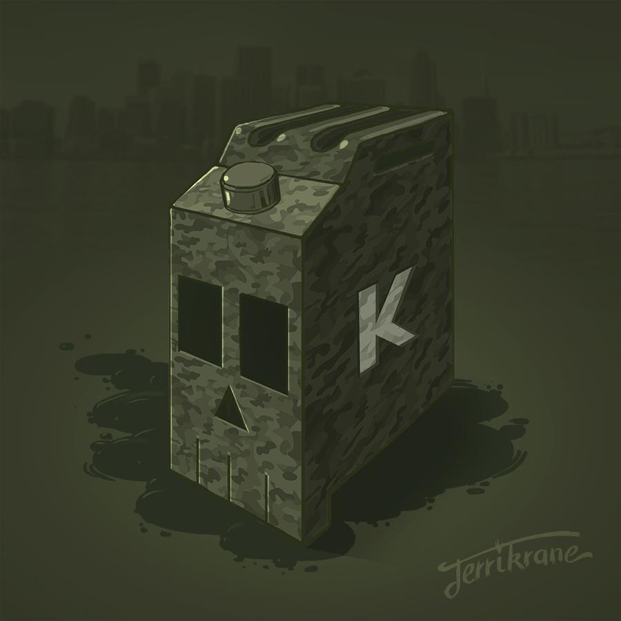 Jerrikrane by Krane