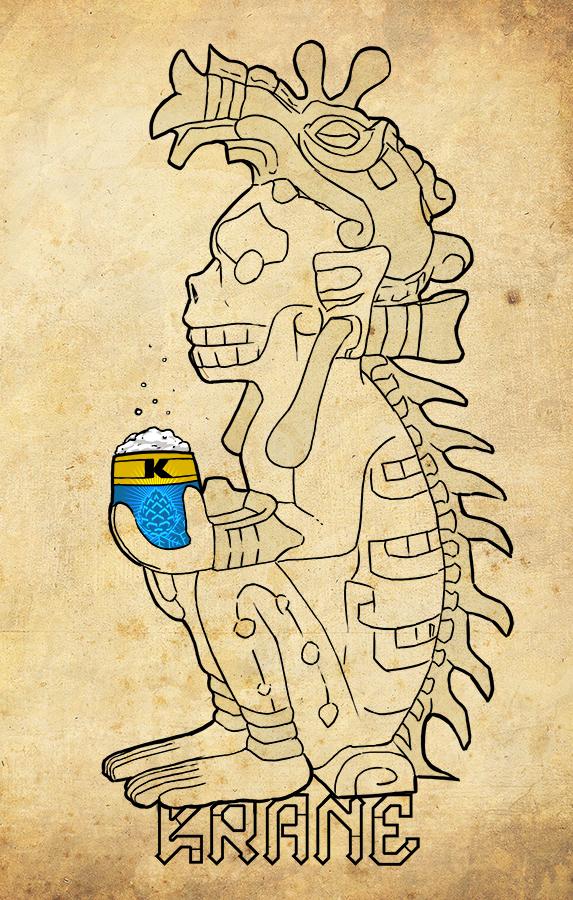 God of death by Krane