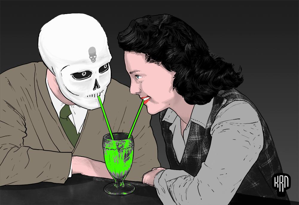 Take a drink by Krane